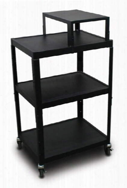 Mv2642 Cart With Expansion Shelf By Marvel