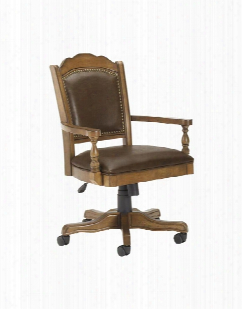 Nassau Adjustable Height Office Chair By Hillsdale House