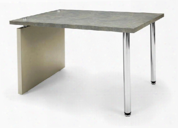 Profile Series Lamp Table By Ofm