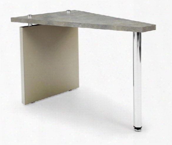 Profile Series Wedge Table By Ofm