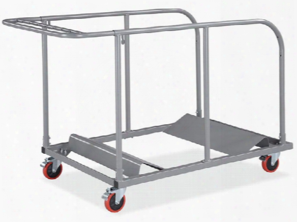 Round Table Cart By Office Source