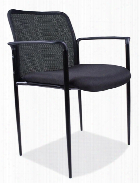 Side Chair With Mesh Back By Office Source