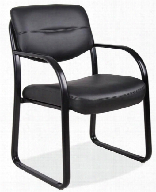 Sled Base Guest Chair By Office Source