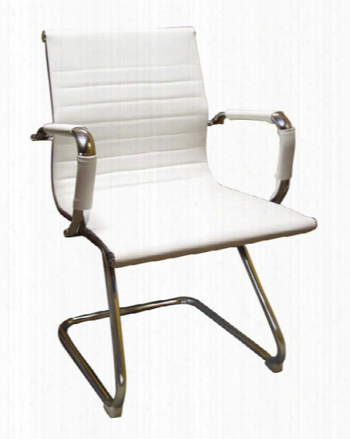 Sled Base Side Chair By Marquis
