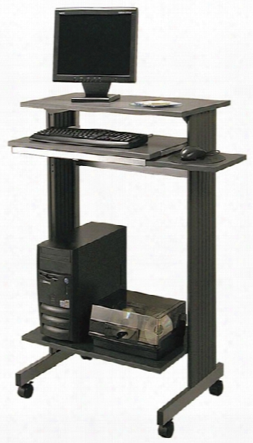 Stand Up Height Workstation By Buddy Products