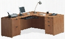"66"" x 78"" L Shaped Desk by Office Source"