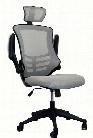 Executive High Back Chair by Techni Mobili
