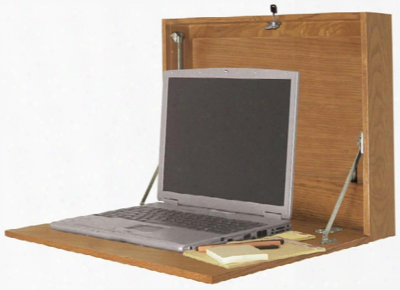 Wall Desk By Buddy Products