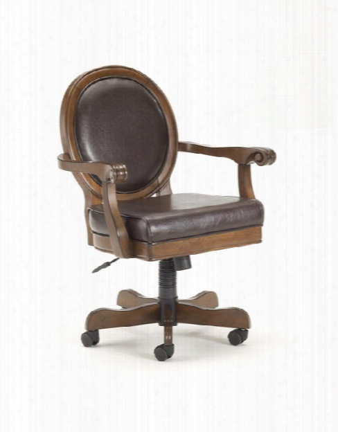 Warrington Adjustable Height Office Chair By Hillsdale House