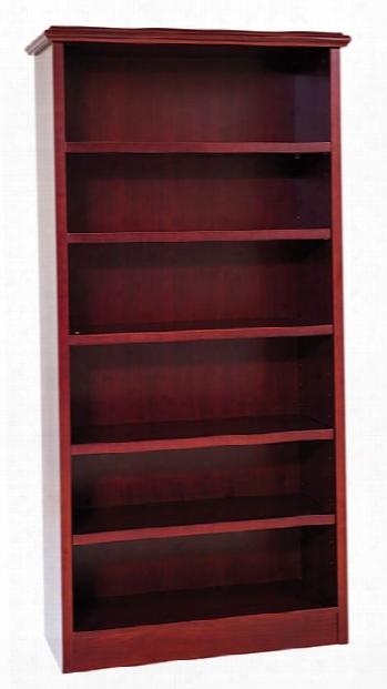 Wood Veneer Bookcase By Furniture Design Group