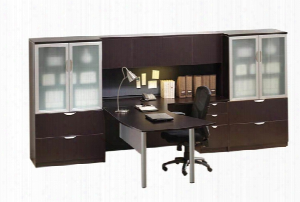 Workstation With Storage By Office Source
