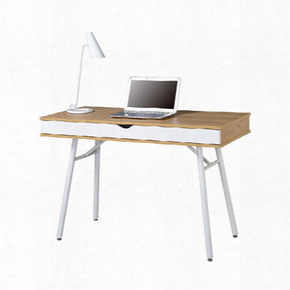 Workstation With Storage By Techni Mobili