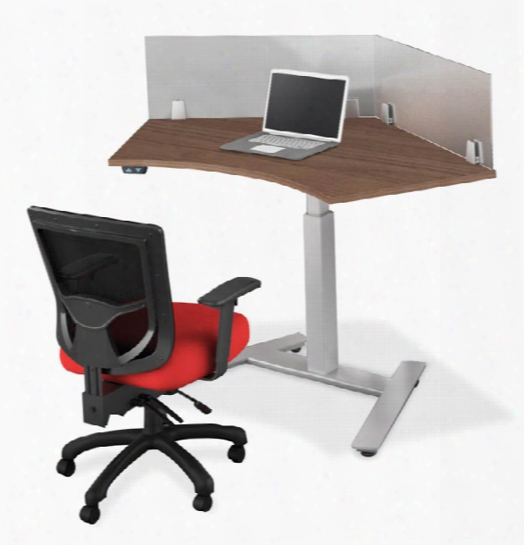 120 Degree Desk Workstation By Office Source