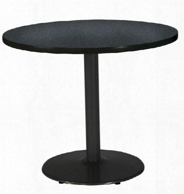 "30"" Round Table By Kfi Seating"