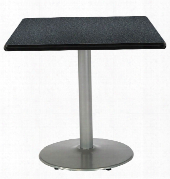"30"" Square Table By Kfi Seating"