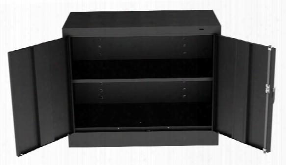 """30""""h Standard Storage Cabinet By Tennsco"""