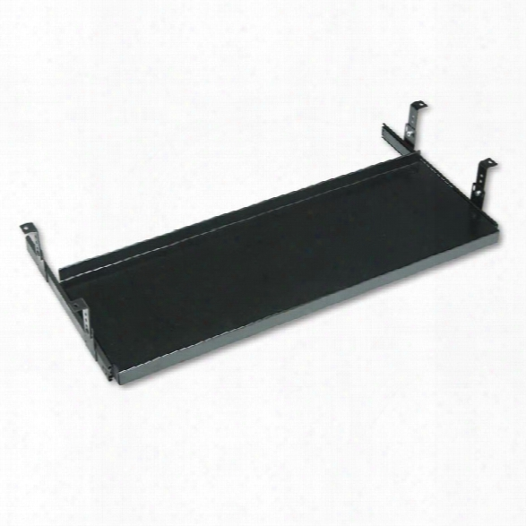"""30""""w X 10""""d Oversized Keyboard Platform/mouse Tray By Hon"""