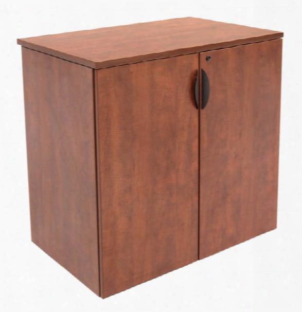 "35"" Stackable Storage Cabinet By Regency Furniture"