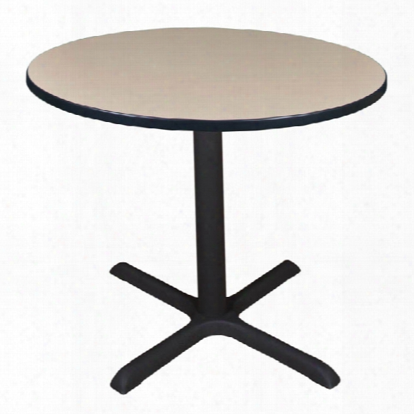 "36"" Round Breakroom Table By Regency Furniture"
