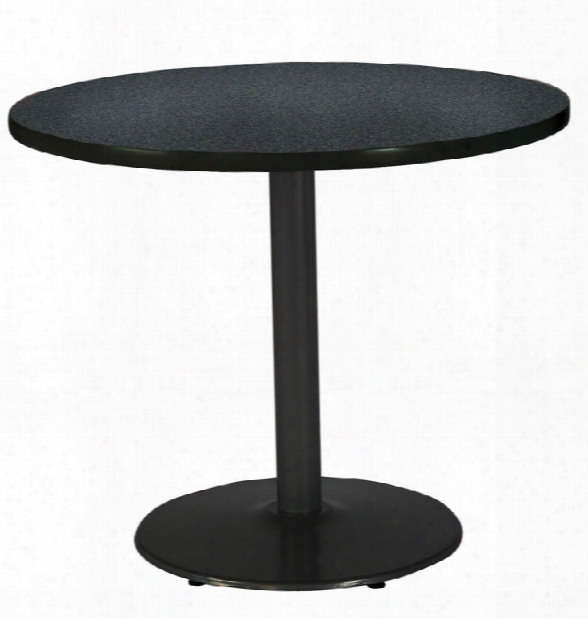 "36"" Round Table By Kfi Seating"