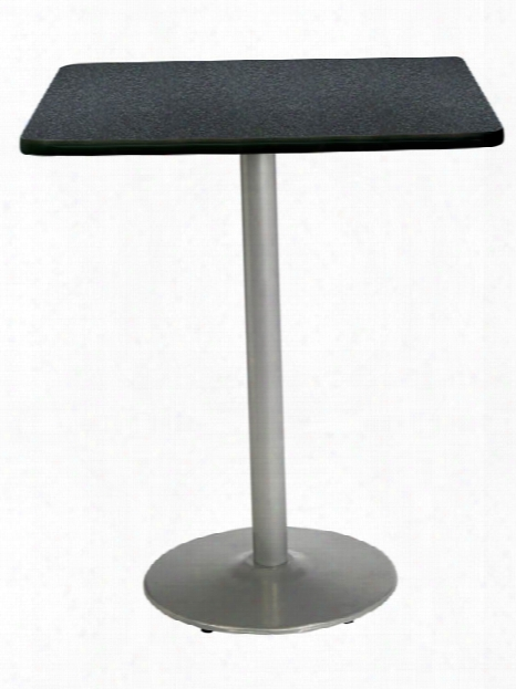 """36"""" Sqaure Table, Bistro Height By Kfi Seating"""