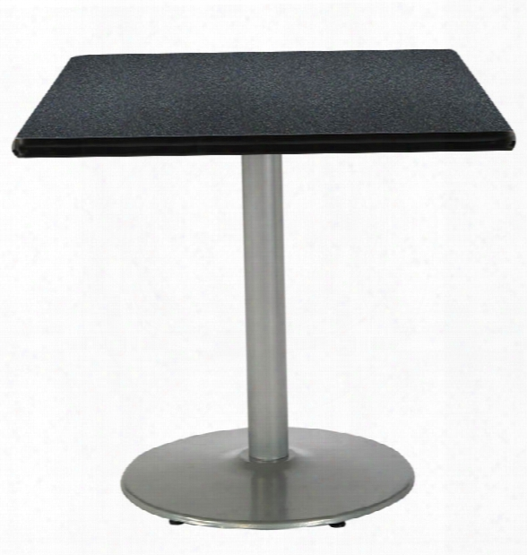 """36"""" Square Table By Kfi Seating"""