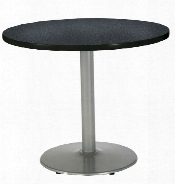 "42"" Round Cafeteria Table By Kfi Seating"
