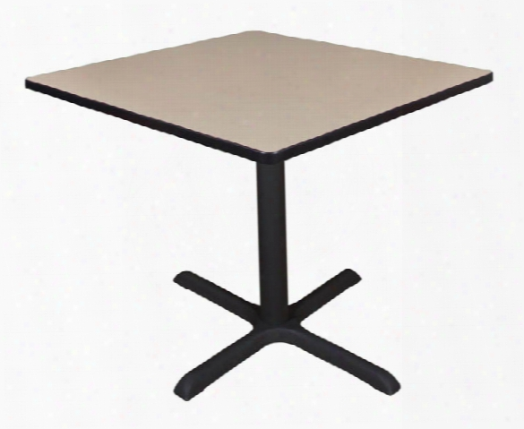 "42"" Square Breakroom Table By Regency Furniture"