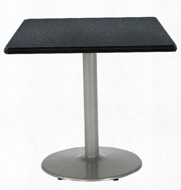 "42"" Square Table By Kfi Seating"