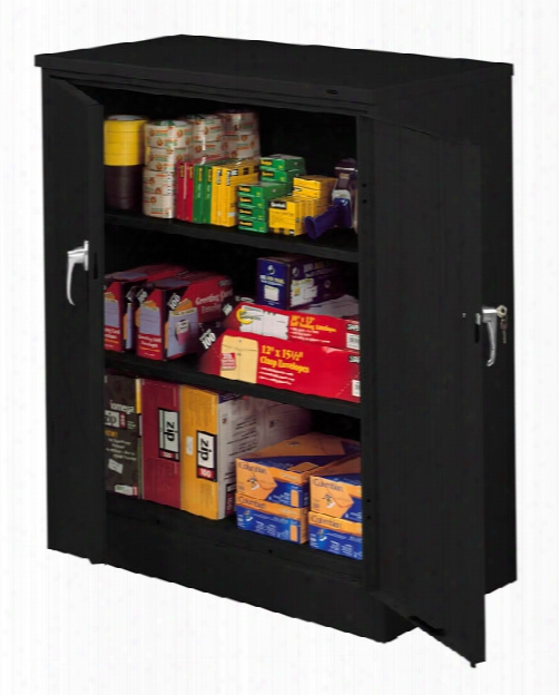 "42""h X 18""d Deluxe Storage Cabinet By Tennsco"