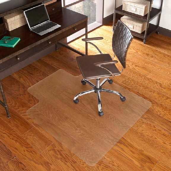 "45"" X 53"" Chair Mat For Hard Floors By Es Robbins"