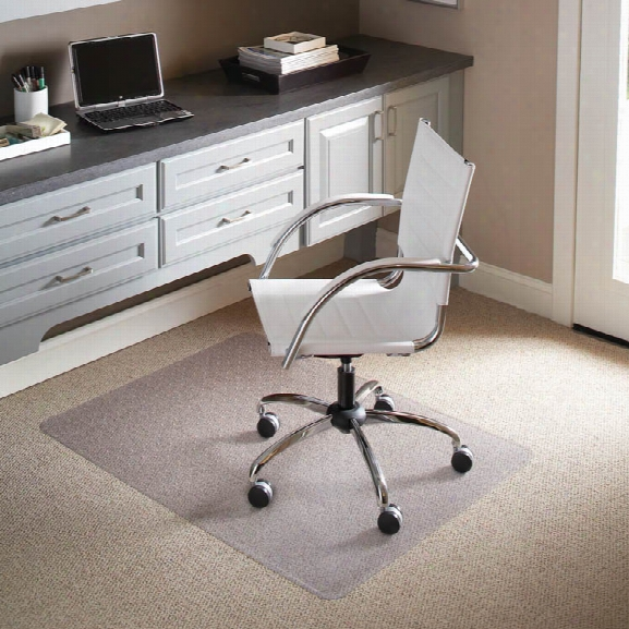 "46"" X 60"" Chair Mat For Low Pile Carpet By Es Robbins"