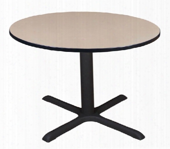 "48"" Round Breakroom Table By Regency Furniture"