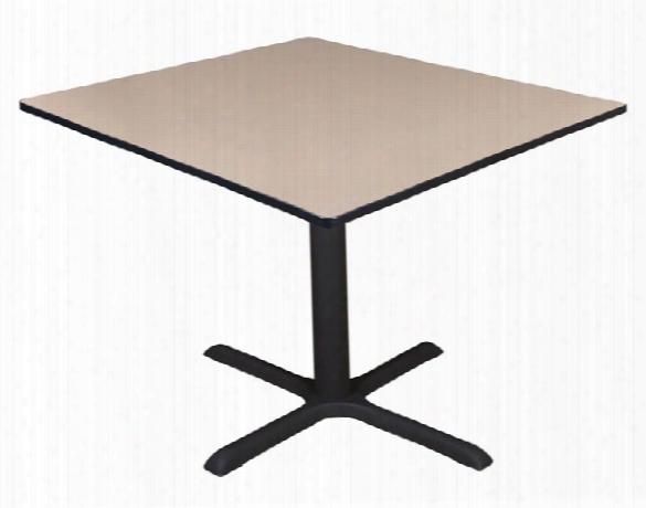 "48"" Square Breakroom Table By Regency Furniture"
