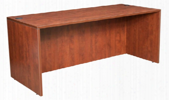 "66"" Desk Shell By Regency Furniture"