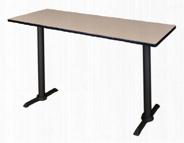 "66"" X 24"" Cafãƒâ© Training Table By Regency Furniture"