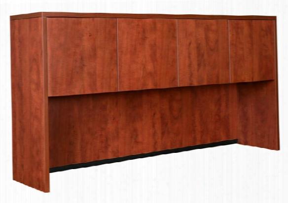 """71"""" 4-door Hutch By Regency Furniture"""