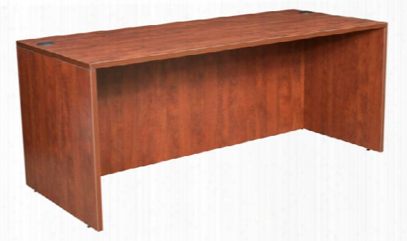 "71"" Desk Shell By Regency Furniture"