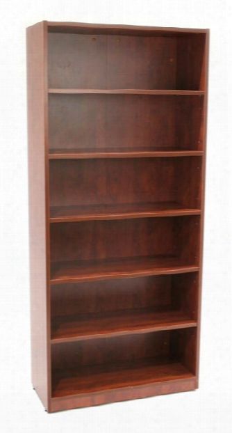 """71"""" High Bookcase By Regency Furniture"""