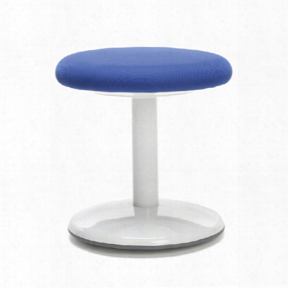"Active Stool, 14"" High - Fabric By Ofm"