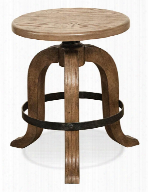 Adjustable Stool By Riverside