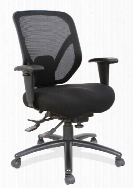 Bi G & Tall High Back, Multi-function Chair By Office Source