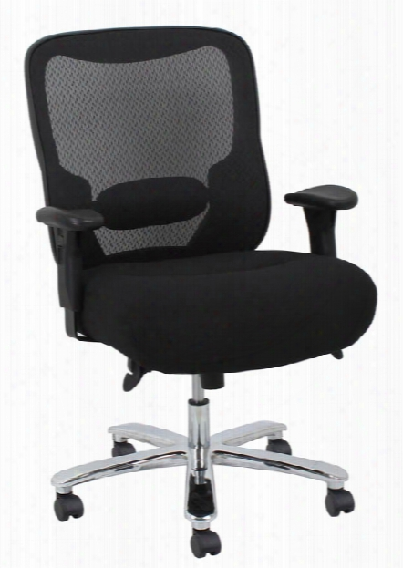 Big & Tall Mesh Back Task Chair By Essentials