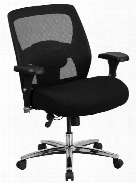 Big & Tall Mesh Executive Chair By Innovations Office Furniture
