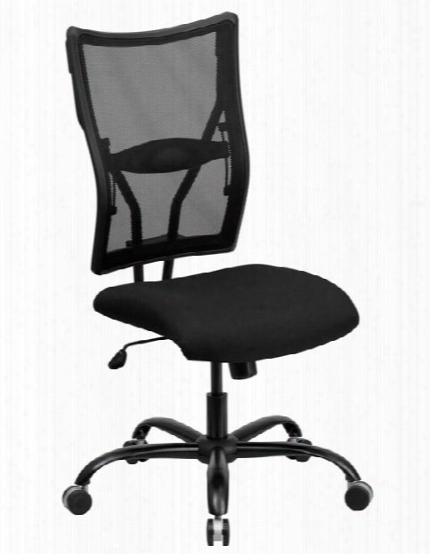 Big & Tall Mesh Executive Swivel Chair By Innovations Office Furniture