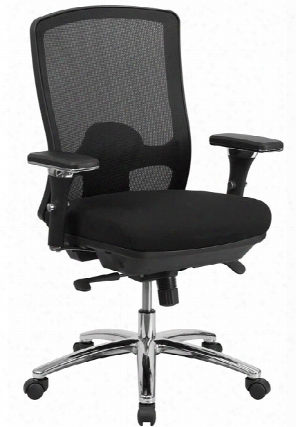 Big & Tall Mesh Multi-function Chair By Innovations Office Furniture
