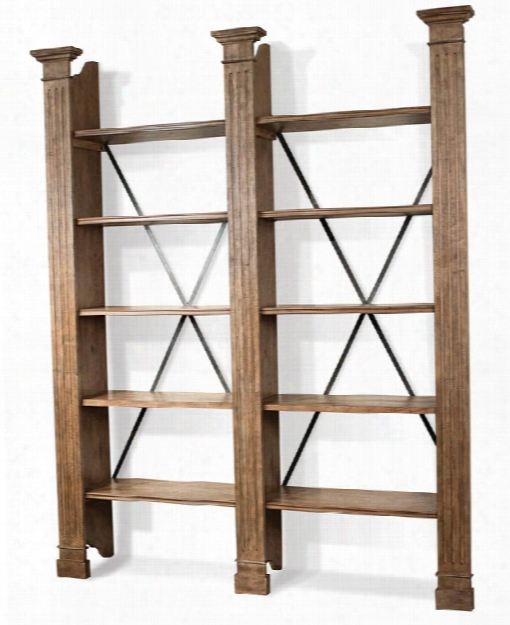 Bookcase By Riverside