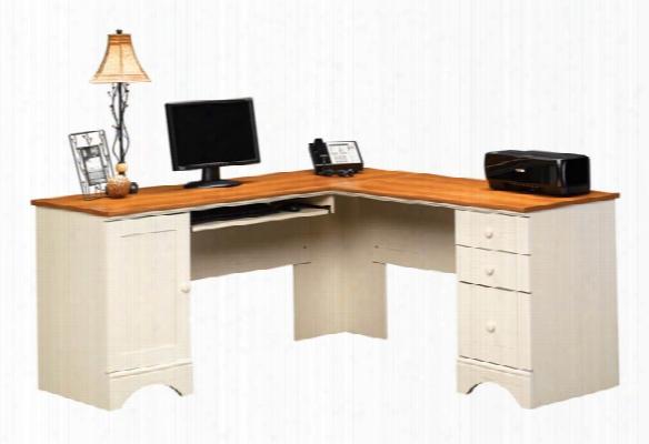 Corner Computer Desk By Sauder