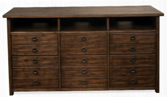 Entertainment File Cabinet By Riverside