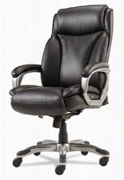Executive High-back Leather Chair By Alera